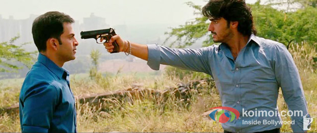 Arjun Kapoor in Aurangzeb Movie Stills