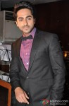 Ayushmann Khurrana during the music success party of film Nautanki Saala