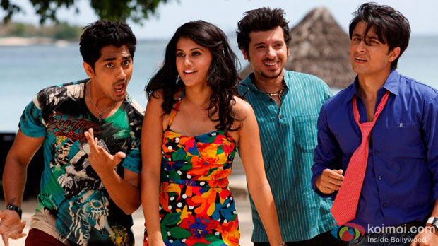 Chashme Baddoor Review (Chashme Baddoor Movie Stills)