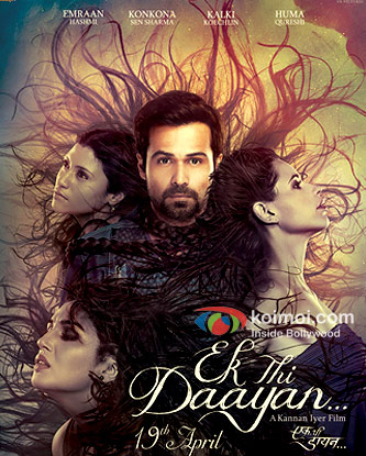 Ek Thi Daayan Movie Poster