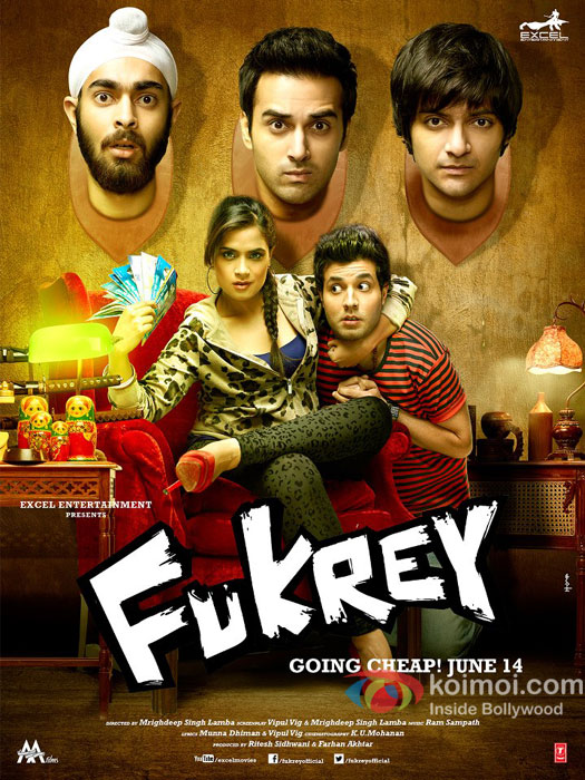 Fukrey Returns (2017) Movie Full Mp3 Song Download