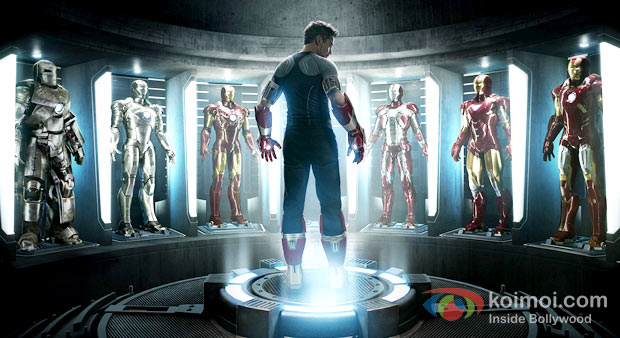 Iron Man 3 Movie Stills