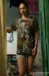 Kalki Koechlin in a still from That Girl in Yellow Boots Movie Pic 1