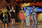 Raghini Khanna, Taapsee Pannu, David Dhawan And Divyendu Sharma Promote 'Chashme Baddoor' On 'India's Best Dramebaaz'