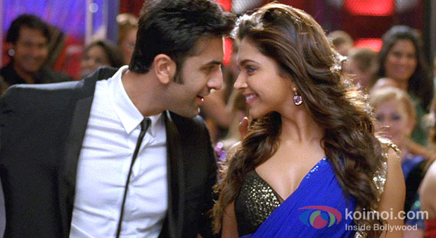 Ranbir Kapoor And Deepika Padukone in Yeh Jawani hai Deewani Movie Stills