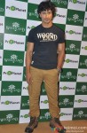 Vidyut Jamwal during the launch of Woodlands SS13 collection