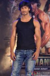 Vidyut Jamwal during the promotion of film Commando