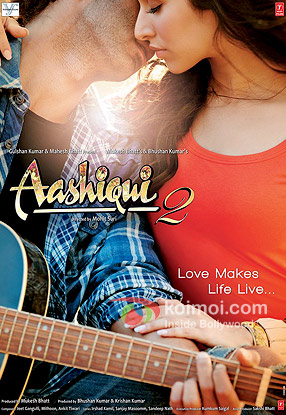 Aashiqui 2 Movie Poster