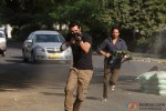 Arjun Rampal and Irrfan Khan in D Day Movie Stills