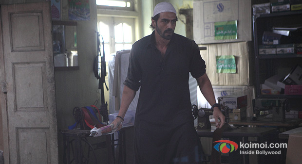 Arjun Rampal in D-Day Movie Stills