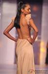 Hot Model walk the ramp at 'Rajasthan Fashion Week' 2013 Pic 1