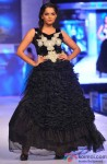 Hot Model walk the ramp at 'Rajasthan Fashion Week' 2013 Pic 10
