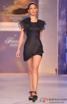 Hot Model walk the ramp at 'Rajasthan Fashion Week' 2013 Pic 5
