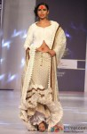 Hot Model walk the ramp at 'Rajasthan Fashion Week' 2013 Pic 7