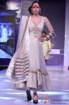 Hot Model walk the ramp at 'Rajasthan Fashion Week' 2013 Pic 8