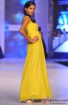 Hot Model walk the ramp at 'Rajasthan Fashion Week' 2013 Pic 9