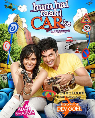 Hum Hai Raahi Car Ke Movie Poster
