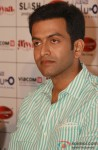 Prithviraj Sukumaran at Aiyyaa Press Meet
