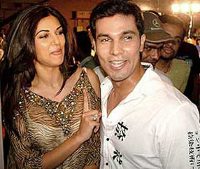 Randeep Hooda And Sushmita Sen