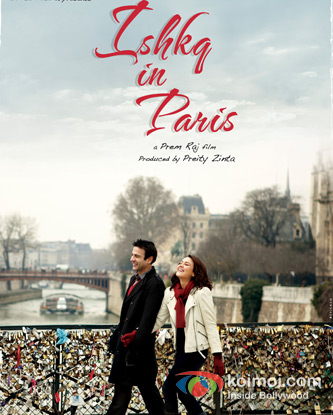Ishkq In Paris Movie Poster