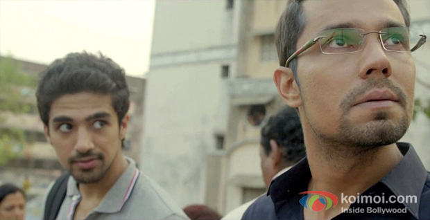 Saqib Saleem And Randeep Hooda In Bombay Talkies Movie Stills