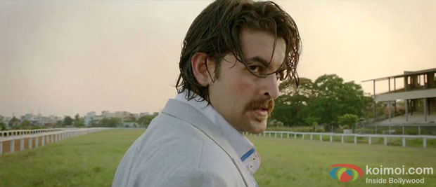 Neil Nitin Mukesh in a still from Shortcut Romeo Movie