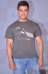 Aamir Khan at Microsoft Talaash contest event