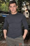Aamir Khan at press meet of Talaash