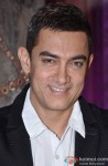 Aamir Khan on the sets of Yeh Rishta Kya Kehlata Hai serial