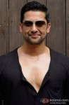 Aftab Shivdasani flashes a smile