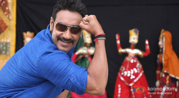 Ajay Devgn in Bol Bachchan Movie Stills