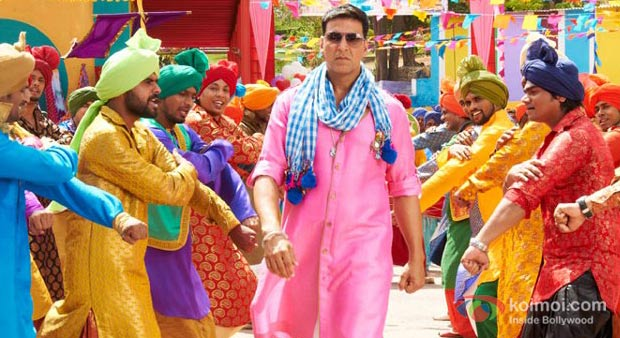 Akshay Kumar in Khiladi 786 Movie Stills