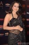 Ameesha Patel at the Apsara Awards 2012