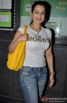 Ameesha Patel at the Screening of Desi Boyz
