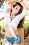 Ameesha Patel gives a casual pose