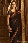 Ameesha Patel looks ravishing in a black saree