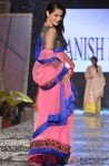 Ameesha Patel walks the ramp at 8th Annual Caring with Style Fashion show