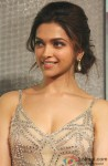 Deepika Padukone during the music launch of film Chennai Express