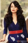 Dia Mirza looks regal in blue