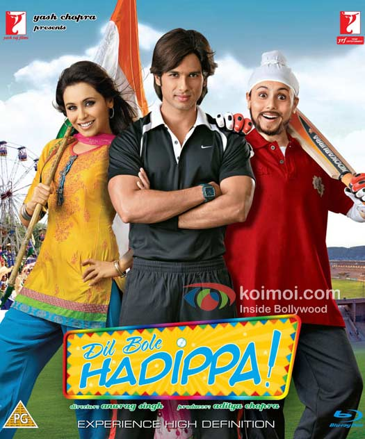 Dil Bole Hadippa Movie Poster