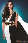 Fashionista Sonam Kapoor in a stylish attire