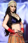 Kangana Ranaut walks the ramp at Aamby Valley India Bridal Fashion Week (AVIBFW) 2013