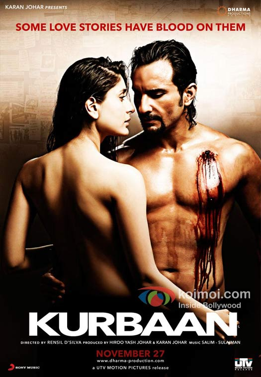 Kurbaan Movie Poster