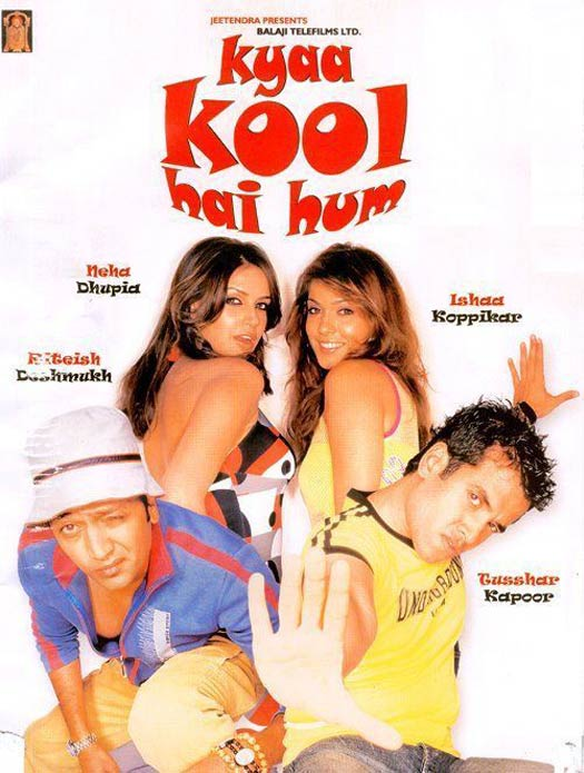 Kyaa Kool Hai Hum Movie Poster
