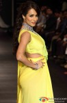 Malaika Arora walks the ramp at India International Jewellry Week (IIJW)
