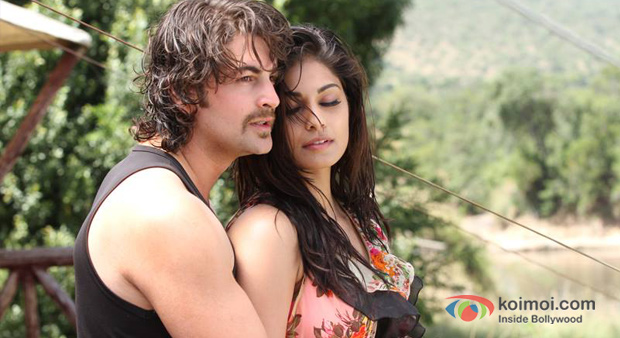 Neil Nitin Mukesh And Puja Gupta in Shortcut Romeo Movie Stills
