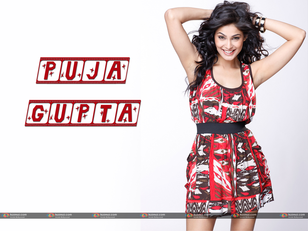 Puja Gupta Wallpaper 1