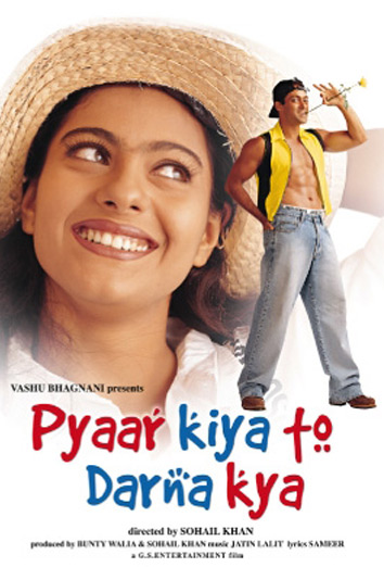 Pyaar KiYa Toh Darna Kya Movie Poster