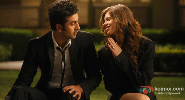 Ranbir Kapoor And Kalki Koechlin in Yeh Jawaani Hai Deewani Movie Stills