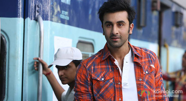 Ranbir Kapoor in Yeh Jawaani Hai Deewani Movie Stills